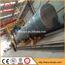 welding machine for steel tank